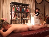 Sexy Japanese babe Ami Adachi enjoys sex a lot picture 2
