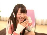 Young teen Chiharu Izono loves to deep suck cockasian girls, young asian, asian women}