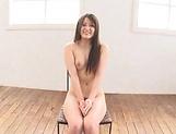 Naughty Beni Itou showcases her hairy muff