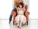 A steamy cunnilingus for gorgeous babe Kaho Shibuya picture 7
