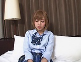 Asuka Asakura blows for a wild hardcore session