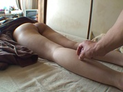 Amateur Asian girl fucked hard and made to swallow