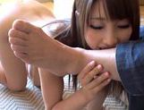 Nasty chick Shunka Ayami Japanese masturbation actionasian ass, hot asian pussy}