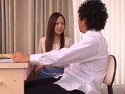 Sexy asian teen Yukina Momota likes to go wild