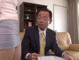 Horny Natsumi Inagawa enjoys a good pounding