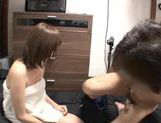 Japanese gal Mei Mizuhara voyeur nice teen fucking from behind picture 11