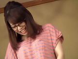 Pretty angel Rina Yoshiguchi solo maturation