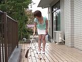 Beautiful Hoshima Rika wants a deep fuck