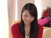 Naughty Tsubasa Yuzuki enjoys posing in solo