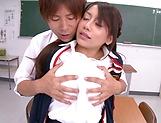 Matsumoto Mei wants to be banged hard