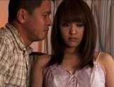 Mihiro Sexy Asian housewife who likes hard sex picture 9