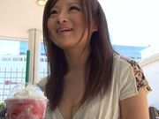 Arousing Japanese hottie Kaho Nanami is horny