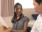 Young Saya Minami loves huge dicks in her hot hole picture 5