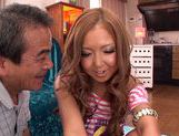 Asian with tight pussy Sena Hasegawa loves masturbating