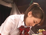 Lovely Rui Hagesawa wants to be smashed picture 11
