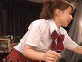 Lovely Rui Hagesawa wants to be smashed picture 13
