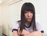 Ai Uehara, naughty Japanese teen in hardcore sex action