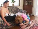 Alluring Tokyo schoolgirl spreads legs for fucking in a bathroom