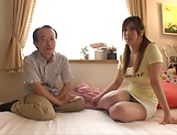 Orihara Honoka  gets a creamed pussy picture 6