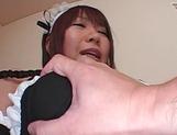 Koko Yumemi, busty maid, amazing POV hardcore sex