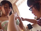 Beautiful teen Satou Airi gets penetrated deep picture 12