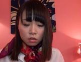Katase Hitomi enjoys a superb wild shag