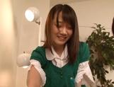 Homemade hardcore experience for Asian Ami Hyakutake picture 11