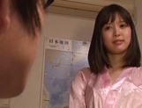 Kinky Tsukasa ready to have her pussy nailed picture 7