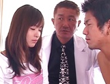 Gorgeous teen Hikaru Koto has amazing sex with an impressive guy picture 11