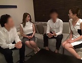 Mari Asahina Asian teacher has some group sex picture 6