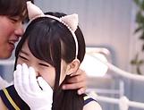 Seductive Japanese Niko Ayuna loves her cunt nailed
