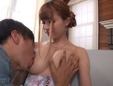 Sexy Asian milf with big tits Rua Natsuki rides and sucks hard dongjapanese pussy, japanese porn}