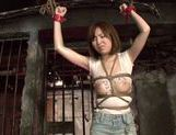 Kinky Asian milf Hikaru Shiina is seduced and fingered picture 1