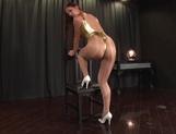 Sexy Mizuki Nao gets rammed in wild ways picture 14