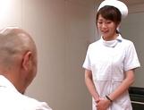 Hazuki Nozomi enjoys a sweet lesbian session