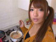 Chubby hottie Shiori Kamisaki enjoys sex toys in her pussy