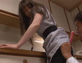 Yaya Kouzuki pretty asian wife is captured and fuckedasian babe, japanese porn}