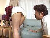 Mitsuki An enjoys a steamy hot hardcore sex