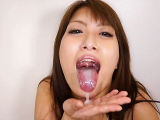 Lovely Mizuki is a horny milf for you