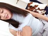Hottie Yuu Shiraishi feels huge fresh cumshots picture 15