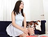 Hottie Yuu Shiraishi feels huge fresh cumshots