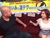 Aimi Yoshikawa blows that cock superbly picture 14