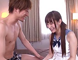 Mihono Sakaguchi gets rammed by a huge stiff dong