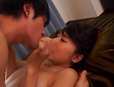 Sexy Asian teen Tsubomi gets screwed good