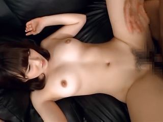 Tight Asian amateur Mio Ooshima hard fucked and jizzed on face