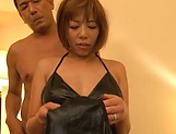 Milf with amazing body, Sara Saijou is fucked in serious modes picture 11