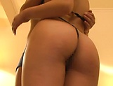 Milf with amazing body, Sara Saijou is fucked in serious modes picture 9