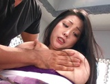 Minako Komukai, Asian milf seriously fucked in perfect hardcore picture 14