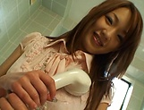 Kurara Tachibana  gets kinky solo picture 15