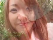 Kurara Tachibana  gets kinky solo